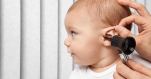 Dor de ouvido em bebê: aprenda a identificar