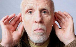 Perda auditiva em idosos