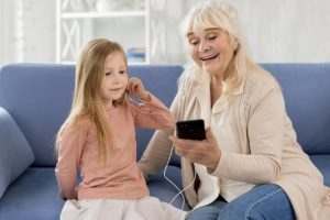 Perda auditiva na terceira idade